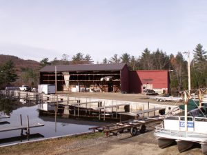 Riveredge Marina-Squam Lake-Before