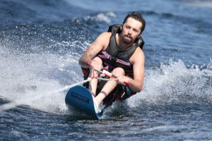 Eastern Adaptive Sports-Waterskiing