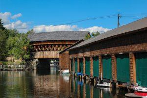 Riveredge Marina-Squam Lake-Boathouse