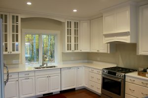 Squam River Landing-Kitchen