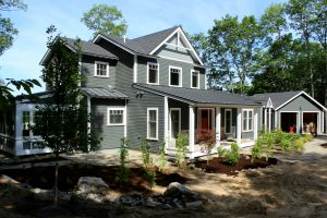Squam River Landing-Completed Home